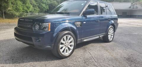 2012 Land Rover Range Rover Sport for sale at Royal Auto Mart in Tampa FL