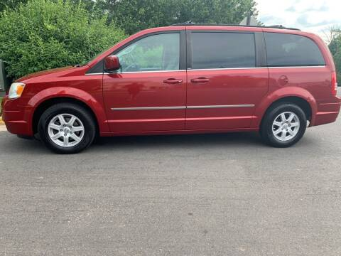 2010 Chrysler Town and Country for sale at Dreams Auto Group LLC in Sterling VA
