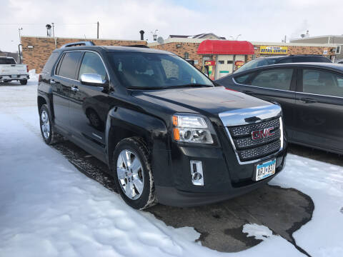 2015 GMC Terrain for sale at Carney Auto Sales in Austin MN
