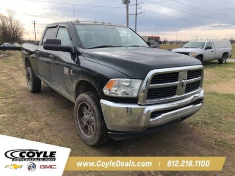 2012 RAM Ram Pickup 3500 for sale at COYLE GM - COYLE NISSAN - Coyle Nissan in Clarksville IN