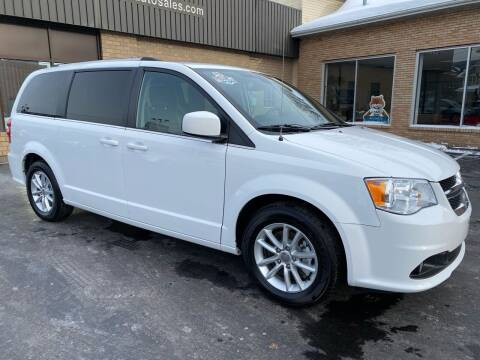 2019 Dodge Grand Caravan for sale at C Pizzano Auto Sales in Wyoming PA