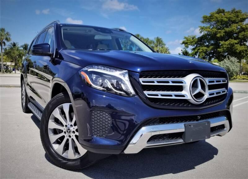 2018 Mercedes-Benz GLS for sale at Progressive Motors in Pompano Beach FL