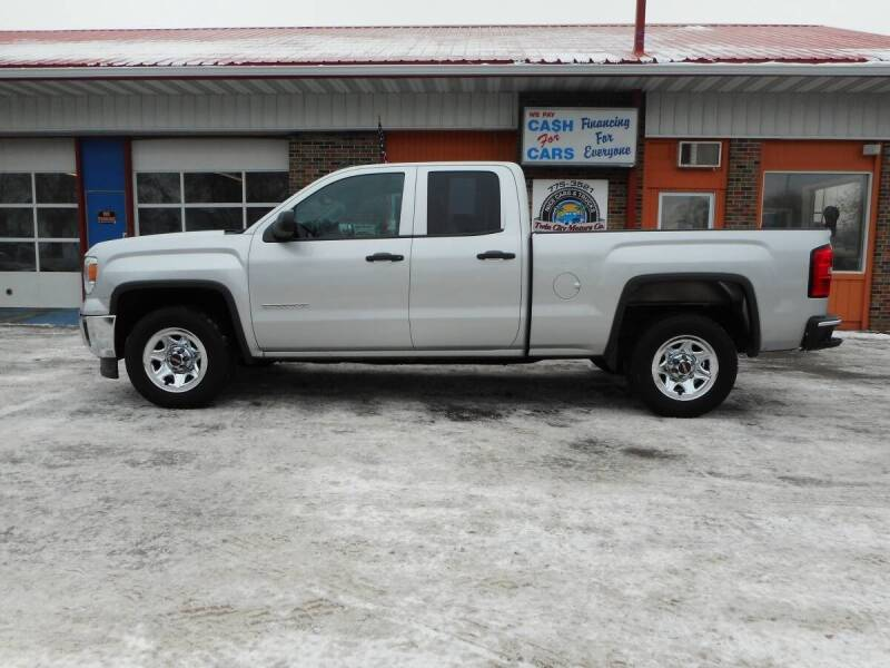 2015 GMC Sierra 1500 for sale at Twin City Motors in Grand Forks ND