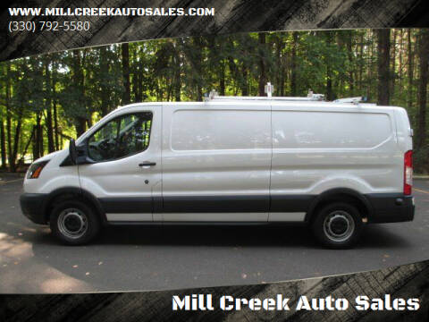 2016 Ford Transit Cargo for sale at Mill Creek Auto Sales in Youngstown OH