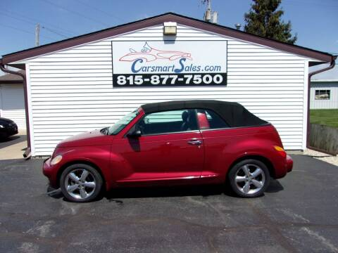 2005 Chrysler PT Cruiser for sale at CARSMART SALES INC in Loves Park IL