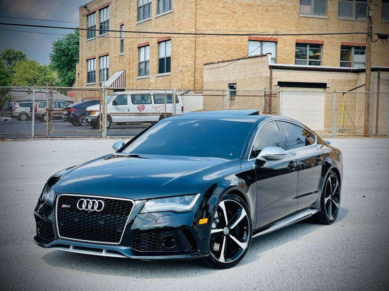 2014 Audi RS 7 for sale at ARCH AUTO SALES in Saint Louis MO