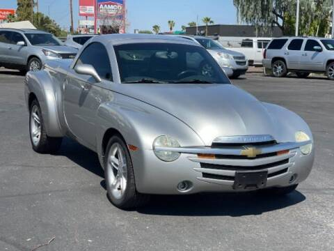 2004 Chevrolet SSR for sale at Brown & Brown Wholesale in Mesa AZ