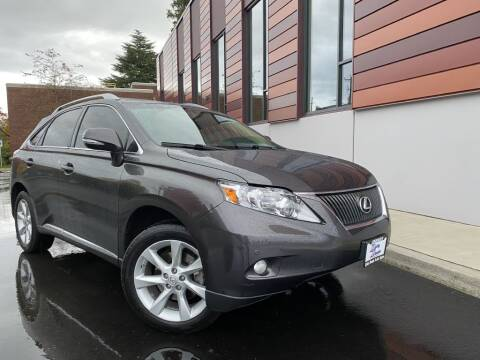 2010 Lexus RX 350 for sale at DAILY DEALS AUTO SALES in Seattle WA