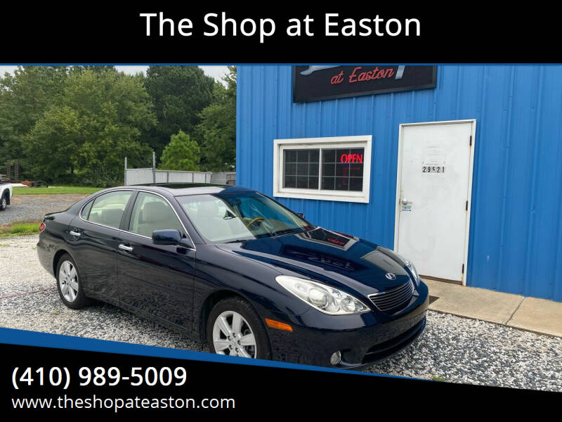 2006 Lexus ES 330 for sale at The Shop at Easton in Easton MD