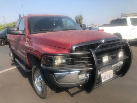 1998 Dodge Ram Pickup 1500 for sale at AUCTION SERVICES OF CALIFORNIA in El Dorado CA
