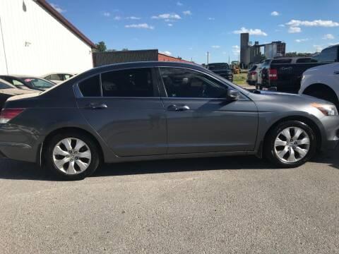 2009 Honda Accord for sale at El Rancho Auto Sales in Des Moines IA