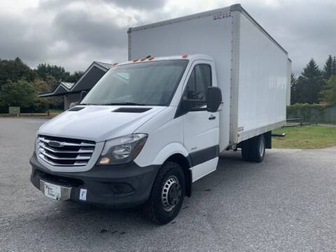 2014 Freightliner Sprinter Cab Chassis for sale at Williston Economy Motors in South Burlington VT
