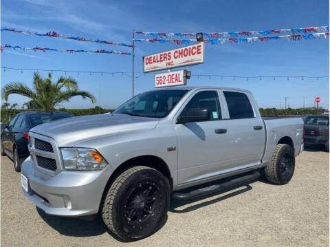 2014 RAM Ram Pickup 1500 for sale at Dealers Choice Inc in Farmersville CA