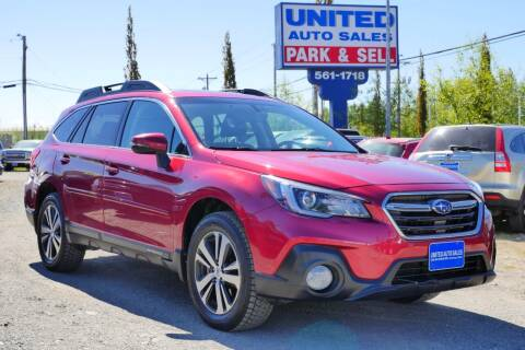 2018 Subaru Outback for sale at United Auto Sales in Anchorage AK