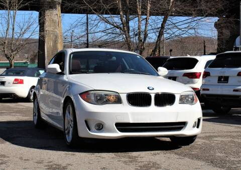 2012 BMW 1 Series for sale at Cutuly Auto Sales in Pittsburgh PA