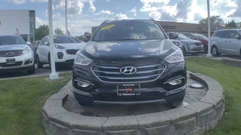 2017 Hyundai Santa Fe Sport for sale at Cj king of car loans/JJ's Best Auto Sales in Troy MI