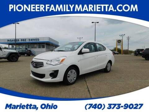 2018 Mitsubishi Mirage G4 for sale at Pioneer Family preowned autos in Williamstown WV