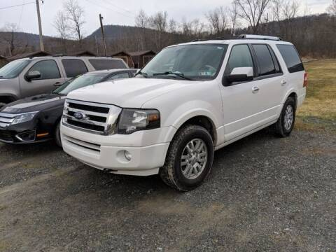 2012 Ford Expedition for sale at Greens Auto Mart Inc. in Wysox PA