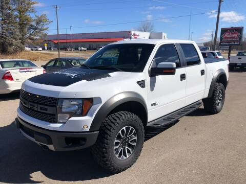 2013 Ford F-150 for sale at Midway Auto Sales in Rochester MN