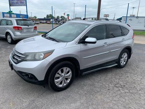 2012 Honda CR-V for sale at Superior Used Cars LLC in Claremore OK