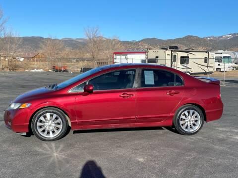 2009 Honda Civic for sale at Salida Auto Sales in Salida CO