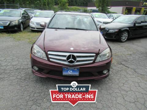 2008 Mercedes-Benz C-Class for sale at Balic Autos Inc in Lanham MD