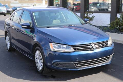 2014 Volkswagen Jetta for sale at Ultimate Auto Deals DBA Hernandez Auto Connection in Fort Wayne IN
