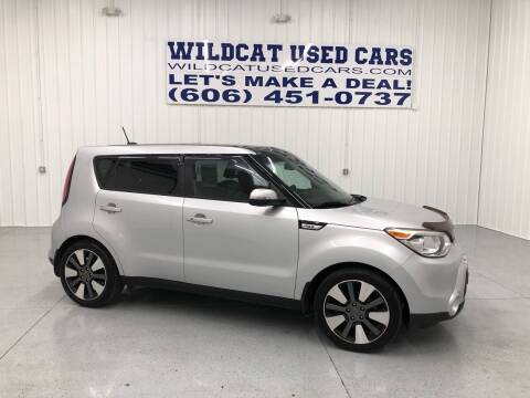 2014 Kia Soul for sale at Wildcat Used Cars in Somerset KY