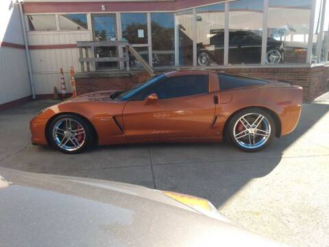2008 Chevrolet Corvette for sale at MR Auto Sales Inc. in Eastlake OH
