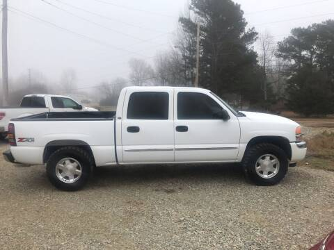 2005 GMC Sierra 1500 for sale at Delta Motors LLC in Jonesboro AR