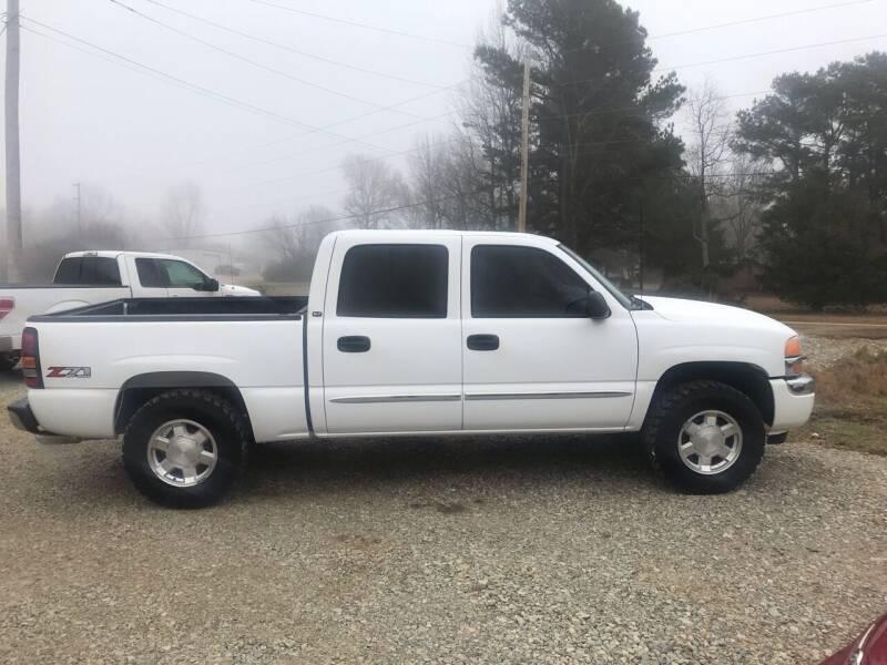 2005 GMC Sierra 1500 for sale at Delta Motors LLC in Jonesboro AR