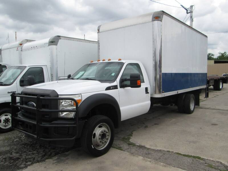 2013 Ford F-550 for sale at Pasadena Auto Planet - 9172 North Freeway in Houston TX