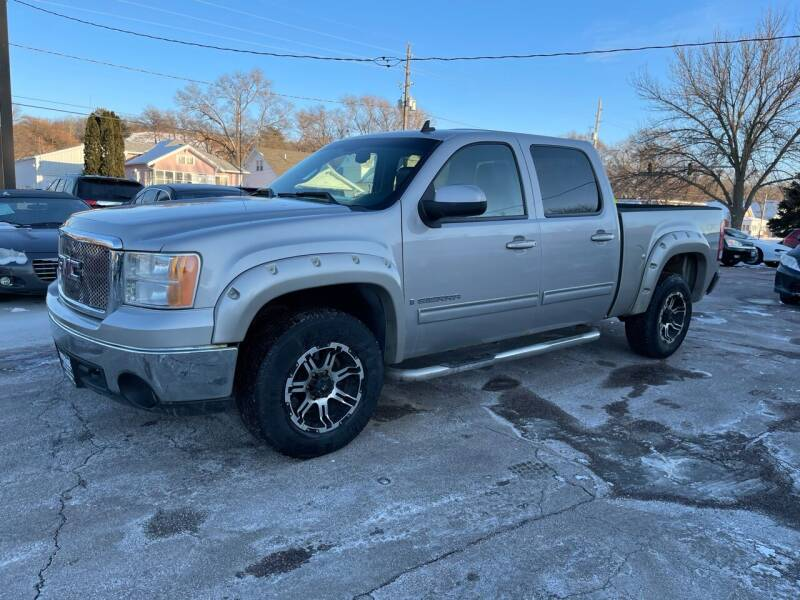 2007 GMC Sierra 1500 for sale at RIVERSIDE AUTO SALES in Sioux City IA