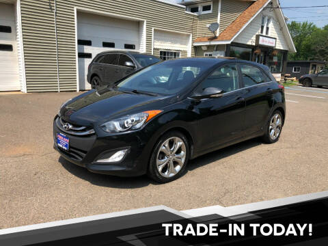 2014 Hyundai Elantra GT for sale at Prime Auto LLC in Bethany CT