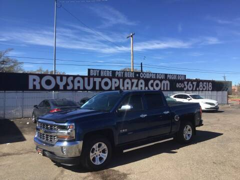 2018 Chevrolet Silverado 1500 for sale at Roy's Auto Plaza 2 in Amarillo TX