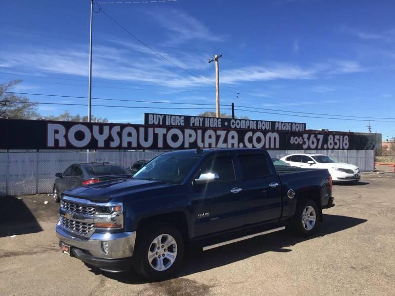 2018 Chevrolet Silverado 1500 for sale at Roy's Auto Plaza 2 in Amarillo TX