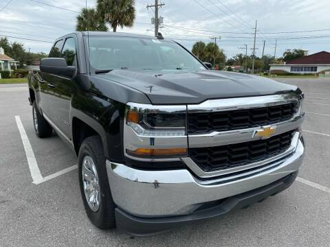 2018 Chevrolet Silverado 1500 for sale at LUXURY AUTO MALL in Tampa FL