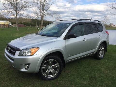 2012 Toyota RAV4 for sale at K2 Autos in Holland MI