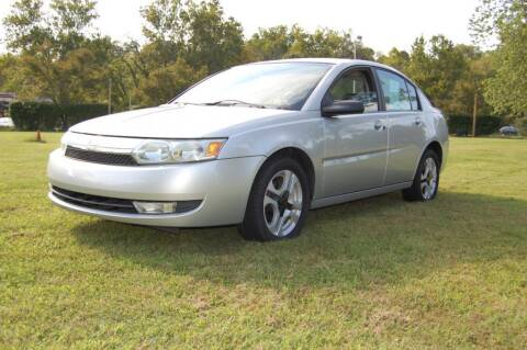 2003 Saturn Ion for sale at New Hope Auto Sales in New Hope PA
