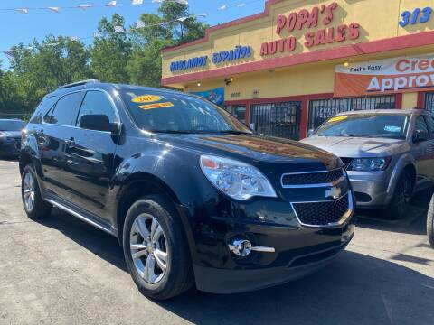 2015 Chevrolet Equinox for sale at Popas Auto Sales in Detroit MI
