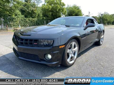 2010 Chevrolet Camaro for sale at Baron Super Center in Patchogue NY