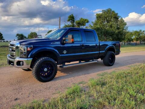 2013 Ford F-250 Super Duty for sale at TNT Auto in Coldwater KS