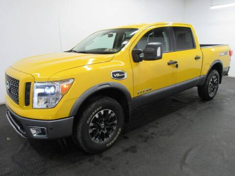 2017 Nissan Titan for sale at Automotive Connection in Fairfield OH