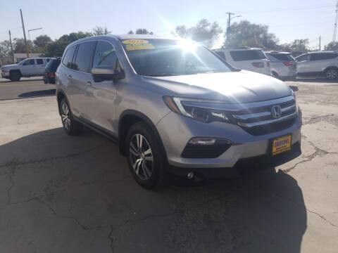 2016 Honda Pilot for sale at CHURCHILL AUTO SALES in Fallon NV