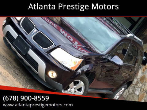 2006 Pontiac Torrent for sale at Atlanta Prestige Motors in Decatur GA