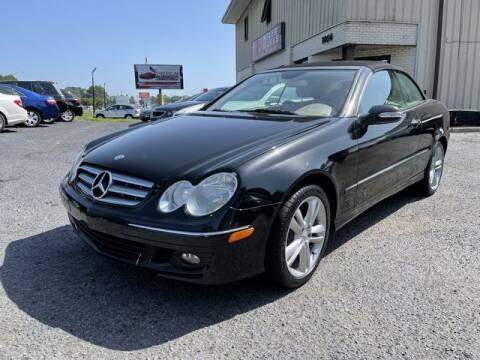 2007 Mercedes-Benz CLK for sale at Premium Auto Collection in Chesapeake VA