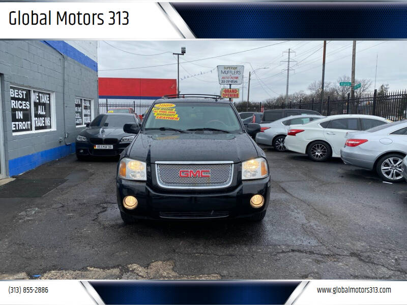 2008 GMC Envoy for sale at Global Motors 313 in Detroit MI