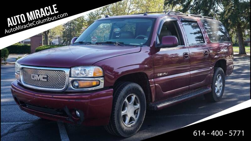 2005 GMC Yukon XL for sale at Auto Miracle in Columbus OH