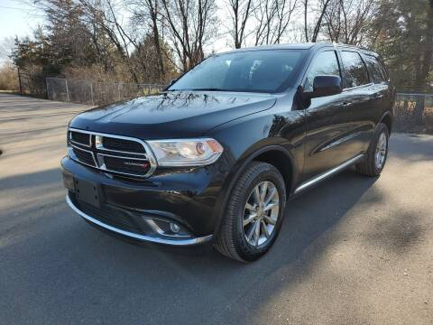 2018 Dodge Durango for sale at Ace Auto in Jordan MN