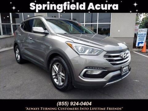 2017 Hyundai Santa Fe Sport for sale at SPRINGFIELD ACURA in Springfield NJ
